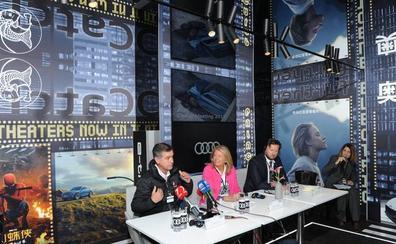 La presentación mundial del nuevo modelo de Audi trae a Marbella más de 3.200 invitados de 120 países
