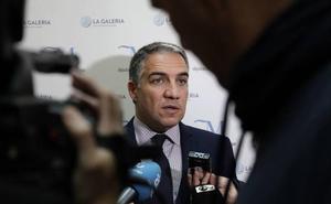 Elías Bendodo refuerza su posición interna en el PP de Málaga