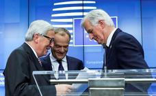 La UE recibe con frialdad la nueva iniciativa de Londres
