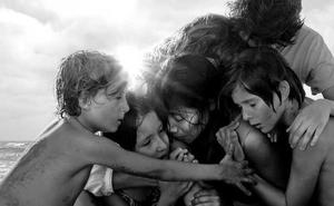 'Roma', con diez nominaciones, lleva el español a los Oscar