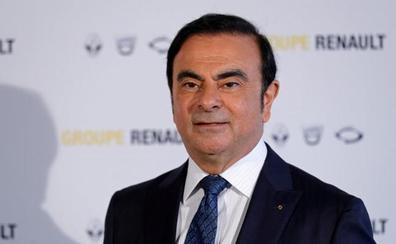 Carlos Ghosn acepta dimitir de Renault en vísperas de su destitución