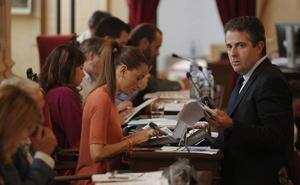 El pleno, al albur del gobierno andaluz