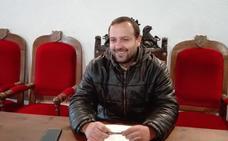Álvaro Carreño aspira a repetir como candidato de IU a la Alcadía de Ronda