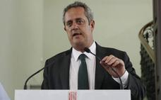Forn liderará desde prisión la candidatura de JxCat a la alcaldía de Barcelona