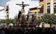 El Cristo de las Penas protagonizará un vía crucis extraordinario por los 125 años de los Salesianos en Málaga