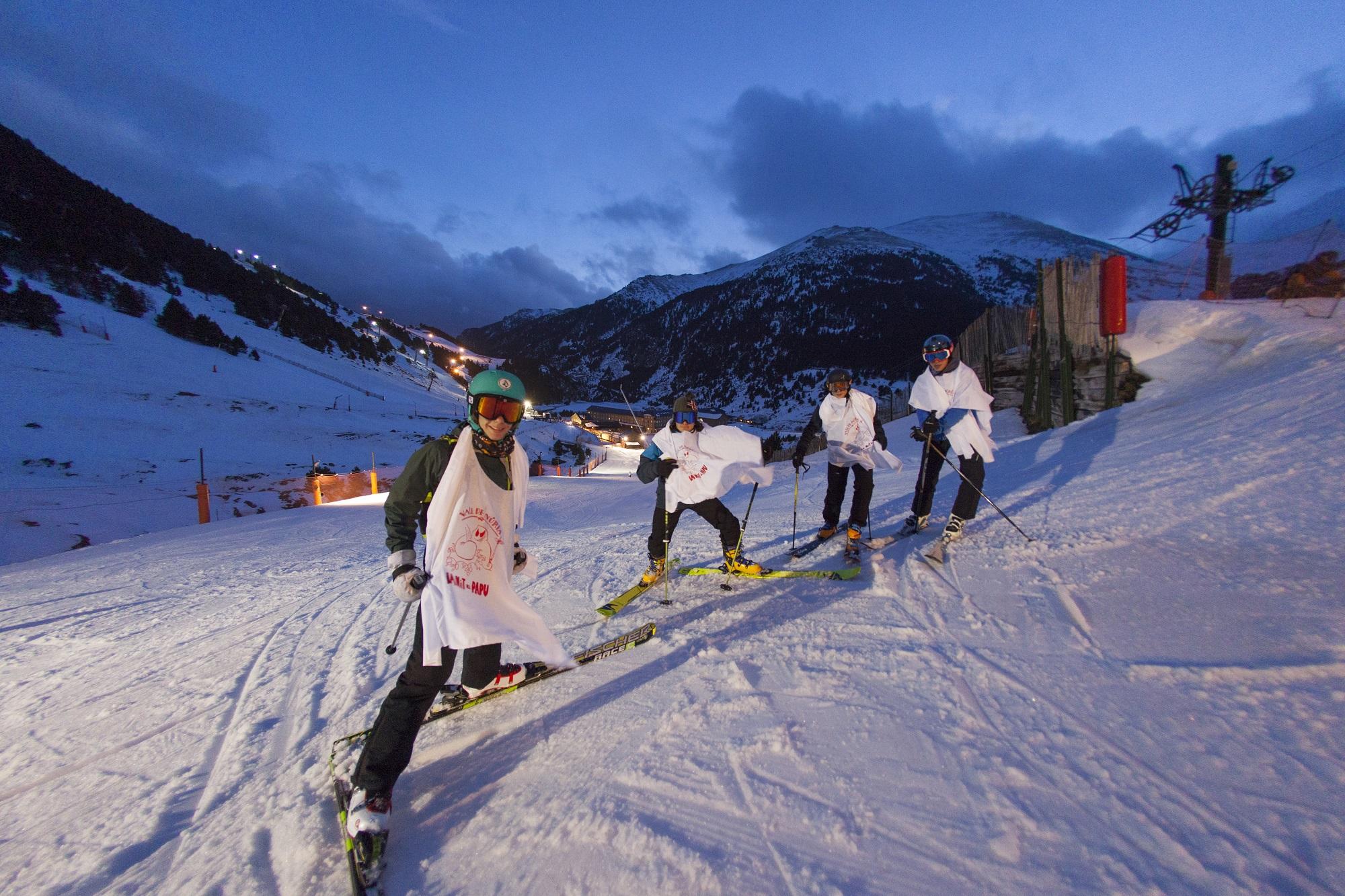 La Noche del Papu y las tradiciones en Vall de Nuria