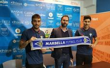 El Marbella apunta alto y ficha a jugadores de Segunda División