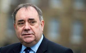 Alex Salmond, detenido por investigación sobre acoso sexual