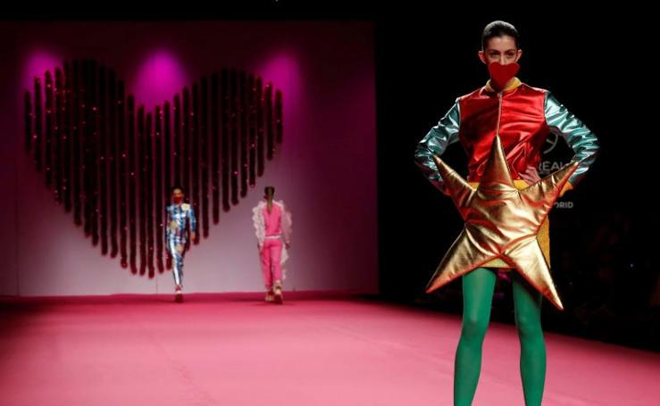 La Mercedes-Benz Fashion Week, en imágenes