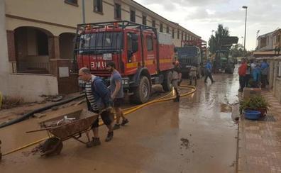 El Gobierno amplía las ayudas para zonas afectadas por desastres en 2018, como las lluvias torrenciales en Málaga