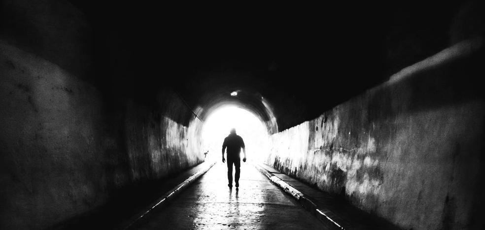 'Hasta la vista Fefe', la foto ganadora del IX Maratón Fotográfico Ciudad de Málaga, organizado por SUR