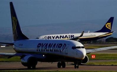 Ryanair unirá este verano Málaga con Burdeos, Cardiff y Milán