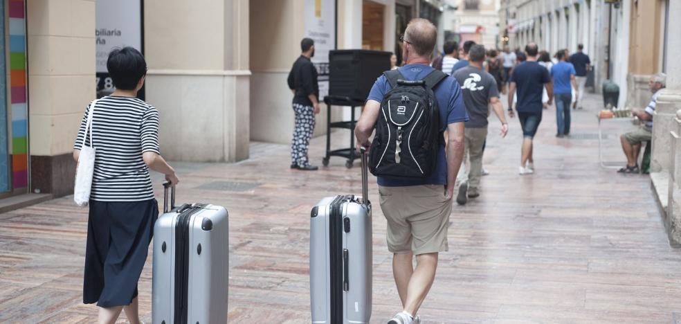 El turista es un malagueño más