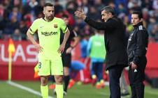 Valverde: «Le damos mucho valor a los tres puntos conseguidos»