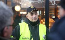 Tito Álvarez: «¿Cómo puede ser que un ministro de izquierdas y gay mande a la policía a reprimir al pueblo?»