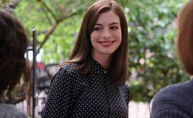 Anne Hathaway, una bruja muy malvada