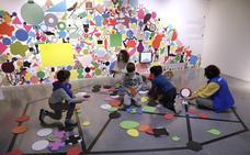 El Pompidou tiene buen ojo con los niños