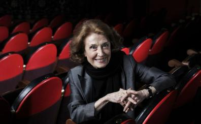 Julia Gutiérrez Caba, Biznaga Ciudad del Paraíso del 22.º Festival de Málaga-Cine en Español