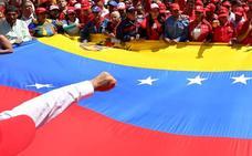 Maduro amenaza a EE UU con un nuevo Vietnam