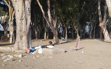 La salida de la concesionaria del camping de los Baños del Carmen deja vía libre a los okupas