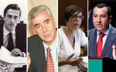 De Roberto Barceló a Francisco Fernández España: los delegados de la Junta en Málaga