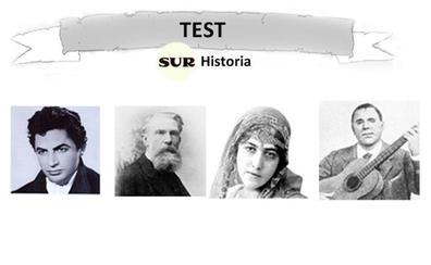¿Aprobarías este test de personajes malagueños?