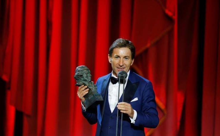 La ceremonia de los premios Goya, en imágenes