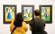 Las seis grandes exposiciones que se despiden este fin de semana en los museos de Málaga