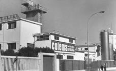 Colema: 30 años de la desaparición de la central lechera de Málaga