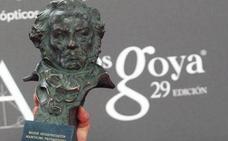 ¿Qué malagueños han ganado el Goya?
