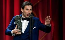 Antonio de la Torre gana el Goya al mejor actor por 'El reino'