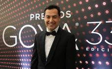 Juanma Moreno: «Andalucía tiene capacidad para organizar los Goya cuantos años quieran»