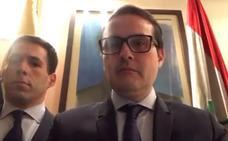 El embajador de Venezuela en Irak reconoce a Guaidó como presidente encargado