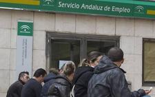 Málaga suma 4.716 nuevos parados en enero y registra uno de los mayores crecimientos del país