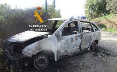 Prisión para dos detenidos acusados de numerosos robos en la provincia y de quemar un coche