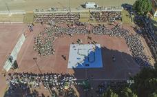 Colegio Los Olivos, 50 años en el corazón de Málaga, 100 años con Málaga en el corazón