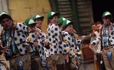 Conoce el orden de actuación del concurso del Carnaval de Málaga
