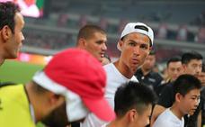 El efecto Cristiano provoca que los chinos cambien al Madrid por la Juve