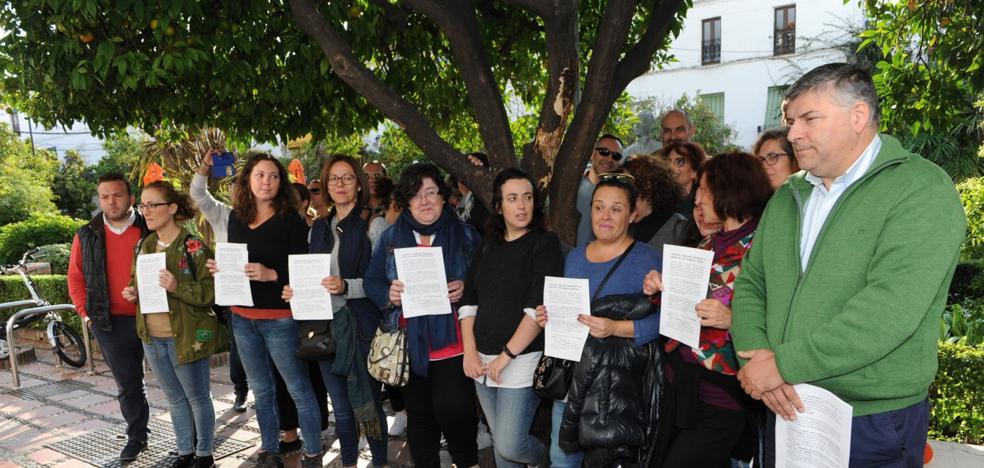 Las AMPAS trasladan al nuevo gobierno andaluz las urgencias de Marbella en materia educativa