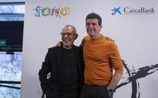 Antonio Banderas abrirá con el musical 'A Chorus line' el Teatro del Soho CaixaBank
