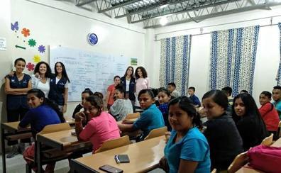 La Universidad de Málaga enviará a 112 alumnos a trabajar en proyectos de cooperación