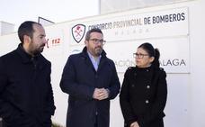 El PSOE amenaza con rechazar los presupuestos del Consorcio de Bomberos si no mejora el retén