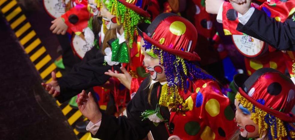 Directo | Sigue las semifinales del concurso de canto del Carnaval de Málaga 2019