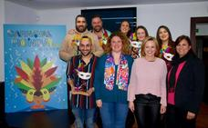 La joven Marina Rubio firma el cartel del Carnaval de Ronda 2019