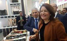 Carmen Crespo: «Andalucía exporta al mundo agricultura sostenible, tecnología puntera y salud»