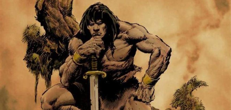 Conan, mercenario editorial