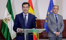 Juanma Moreno promete gobernar en las provincias con «puertas abiertas» y sin sectarismo