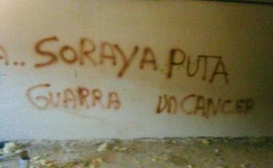 La alcaldesa de Benaoján denuncia pintadas contra ella: «Soraya, guarra, un cáncer»