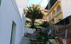 Reclaman el arreglo de una calle en Mangas Verdes