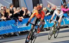 El campeón olímpico Van Avermaet se impone en la tercera etapa